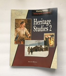 - Heritage Studies 2 Home Teacher's Edition 2nd Edition