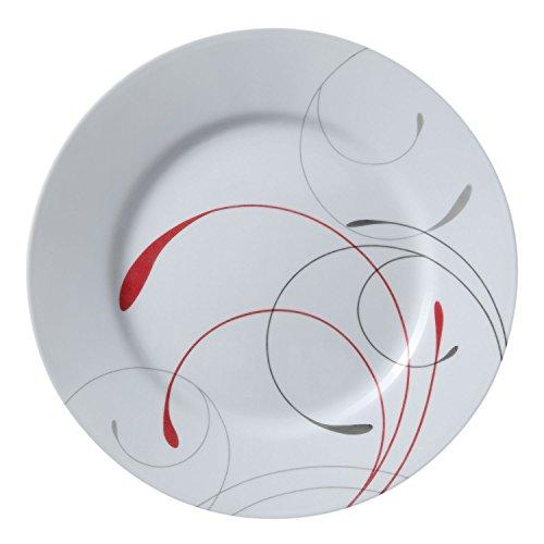 """Corelle Impressions Splendor 10.75"""" Dinner Plate"""