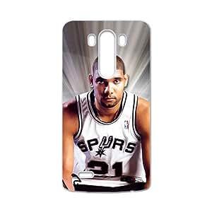 HUAH tim duncan Phone Case for LG G3