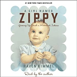 A Girl Named Zippy Audiobook