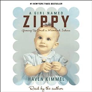 A Girl Named Zippy Audiobook
