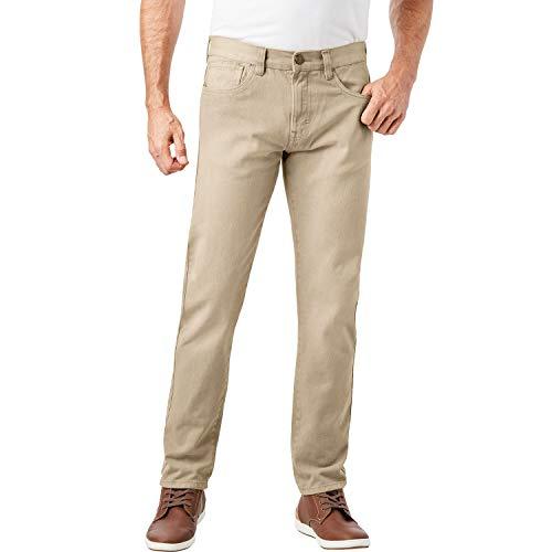 Rocawear Men's Jeans, Khaki 34W X 32L ()