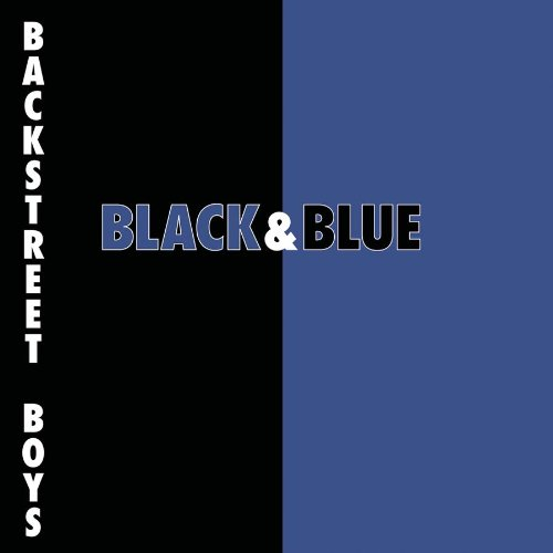 CD : Backstreet Boys - Black and Blue (CD)