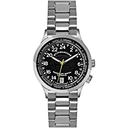 Sturmanskie Traveller 24-Hour Military Time Automatic Men's Russian Watch Black Dial 2431/2255288