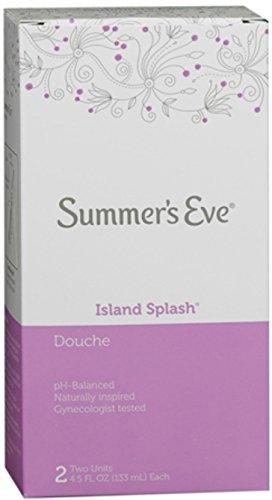 - Summer's Eve Douche Island Splash - 2-4.5 oz, 3 Pack