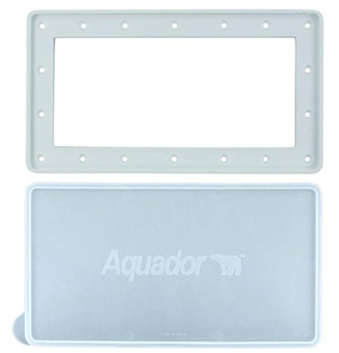 (Aquador Widemouth Above Ground Pool Skimmer Cover Kit Model 1010)