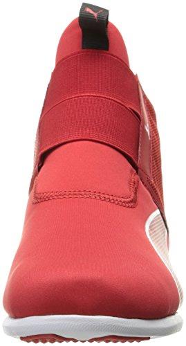 Bota Para Caminar Tobillo Mujer Puma Sf Rosso Corsa-rosso Corsa-puma Blanco
