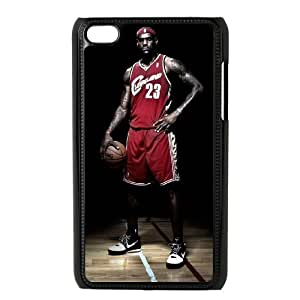 Superstar James phone Case Cove FOR IPod Touch 4 FANS371360