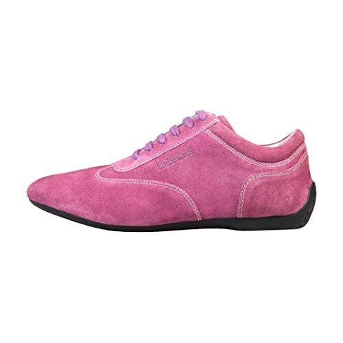 Sparco Imola - Zapatillas Hombre Rosa
