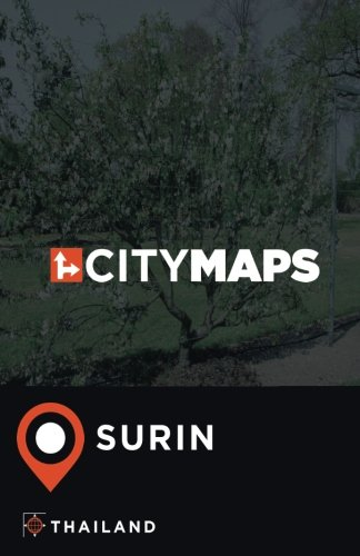 City Maps Surin Thailand