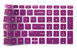 "Silicone Keyboard Cover for 15.6"" HP Pavilion x360"