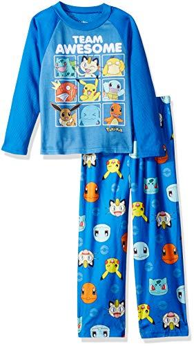 Pokemon Boys Team 2-Piece Pajama Set