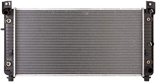 (Spectra Premium CU2370 Complete Radiator for General Motors)