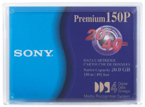 Sony DGD150P Digital Data Storage Data Cartridge 20/40 GB (Discontinued by Manufacturer)