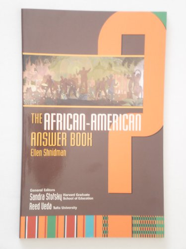 The African-American Answer Book (Ethnic Answer Books)