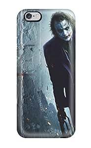 Best 7528764K62603285 JeremyRussellVargas Scratch-free Phone Case For Iphone 6 Plus- Retail Packaging - The Joker