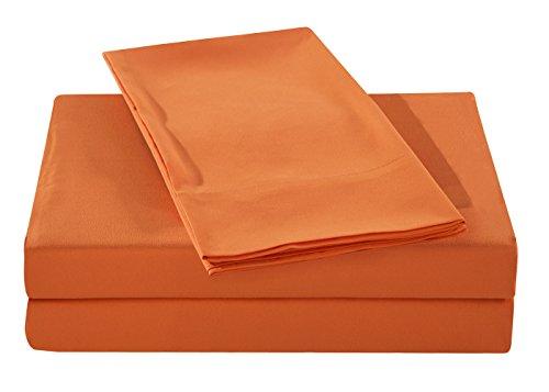 Orange Bed Sheets - 8