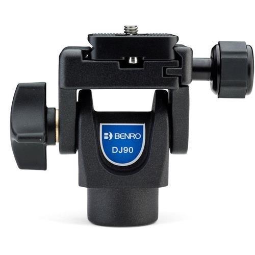 Benro Basic Tilt Head w/ PU60 Plate (DJ90) (Monopod Tilt Head)