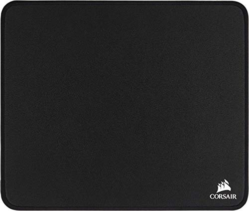 Corsair mm350 Champion Series Premium Anti-Fray Cloth Gaming Mouse Pad Medium, CH-9413520-WW