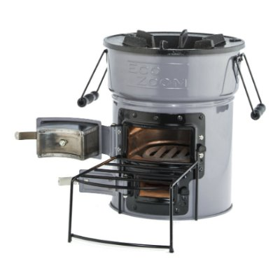 EcoZoom Versa Lite Rocket Stove - Wood, Charcoal or Biomass