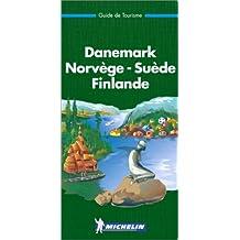 Michelin Green Guide Danemark/Norvege/Suede/Finlande