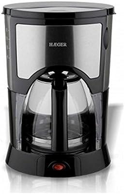 Haeger cafetera electrica cm-800.001a: Amazon.es: Electrónica