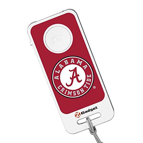 Alabama Crimson Tide Remote - Zgadget Alabama Crimson Tide Bluetooth Selfie Remote