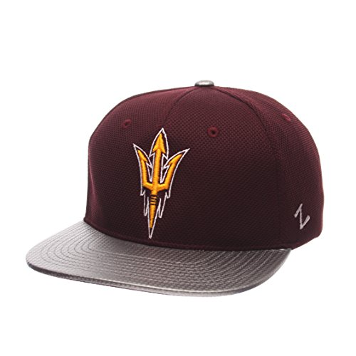 NCAA Arizona State Sun Devils Men's Composite Snapback Cap, Adjustable Size, Maroon (Arizona State Sun Devils compare prices)