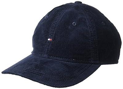 Tommy Hilfiger Men's Salem Dad Hat from Tommy Hilfiger Headwear Child Code