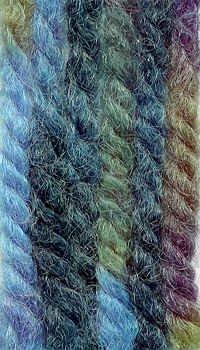 (Plymouth Yarn Encore Chunky Colorspun 7129 )