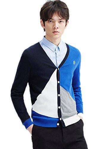 meters-bonwe-mens-color-block-slim-fit-single-breasted-knitted-cardigan-blue-m