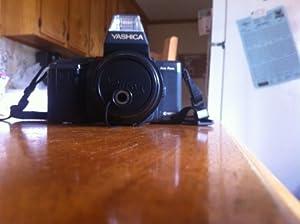 Yashica Kyocera 230af 35mm Slr Camera With Af 35-70mm Macro Lens 1:3.3-4.5s