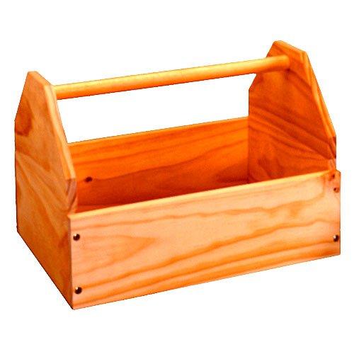Intrepid International Wooden Tack Box