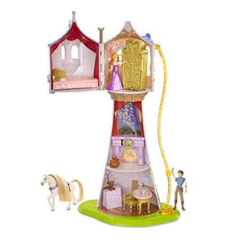 Disney Tangled Featuring Rapunzel Magical Tower Playset
