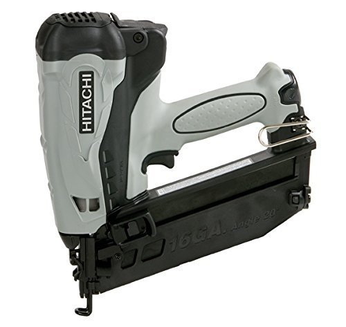Hitachi NT65GBP9 16 Gauge 2-1/2-Inch Gas Powered Angled Finish Nailer (Discontinued by Manufacturer)