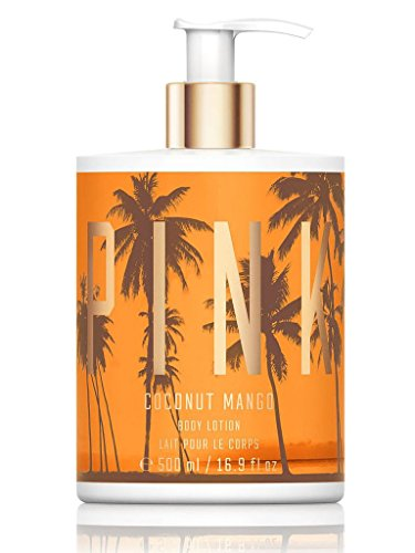 Coconut Mango Body Lotion PINK 16.9oz by Victorias Secret