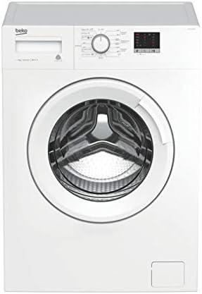 BEKO WTE 7611 BW - Lavadora A+++, 2200 W, Blanco, 84 x 60 x 49 cm ...
