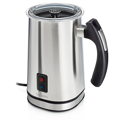at home milk frother - 6