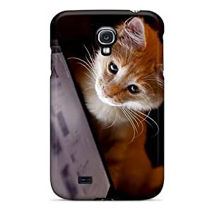Premium [YyMiNGn4090zpdBo]cat Case For Galaxy S4- Eco-friendly Packaging