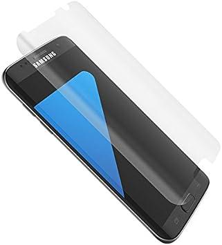 Cygnett CY1921CXCUR - Protector de Pantalla (Protector de Pantalla, Teléfono móvil/Smartphone, Samsung, Galaxy S7 Edge, Resistente a rayones, Transparente): Amazon.es: Electrónica