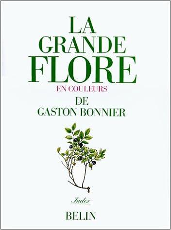 Livre gratuits La grande flore en couleurs. Index pdf epub
