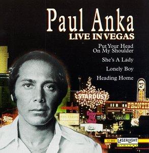 Paul Anka: Live In Vegas