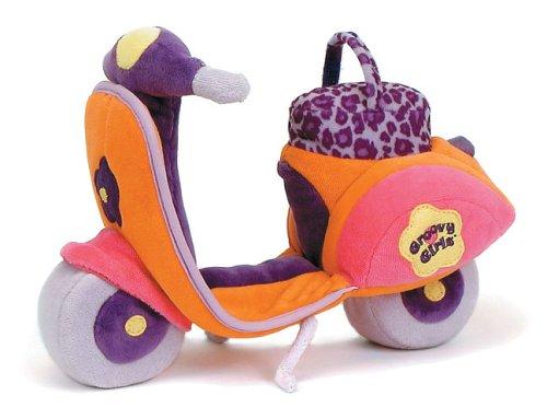 (Groovy Girls Groovin' Scooter Bike)