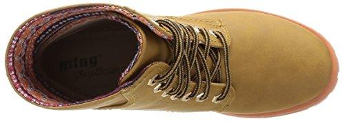 MTNG 52872 Damen Stiefel beige (ELEMENT MOSTAZA / MOIKA ROJO)