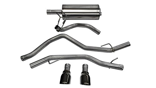 (CORSA 14405BLK Cat-Back Exhaust System)