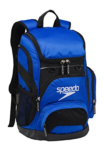 Speedo Medium Teamster Backpack, Royal Blue, 25-Liter