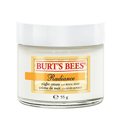 Burt's Bees Radiance Night Cream, 2 Ounces/55gms