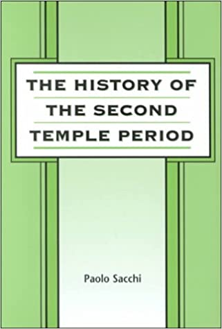 Book History of the Second Temple (Journal for the Study of the Old Testament Supplement)