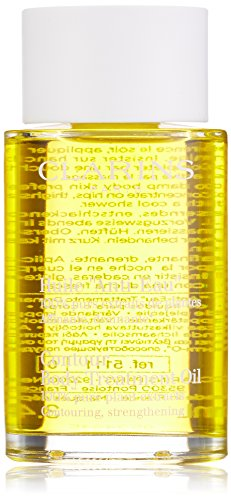 - Clarins Body Treatment Oil Contouring for Unisex, 3.4 Ounce