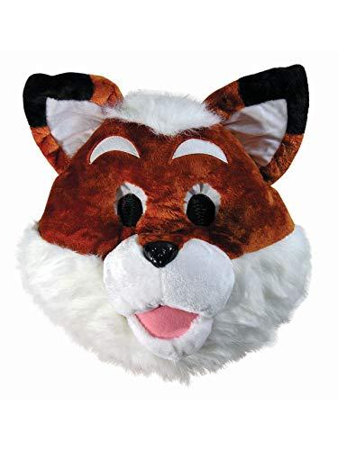 FORUM NOVELTIES MASCOT MASKS-FOX